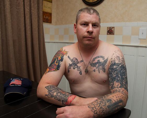 Veterans Tattoos