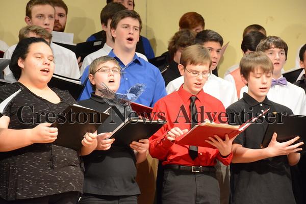01-25 Little All-State choir
