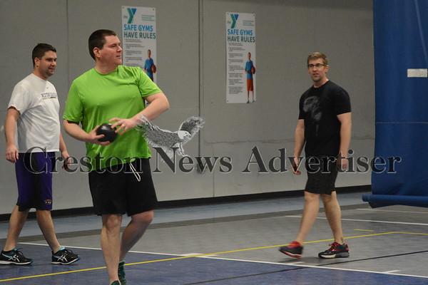 01-30 YMCA Dodgeball