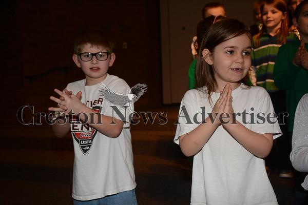 01-31 First-grade concert