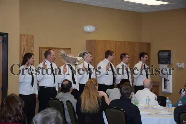 02-07 Firefighters banquet