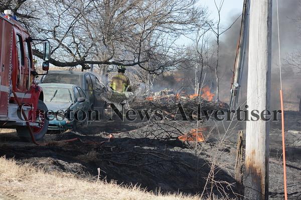 02-17 Grass fire