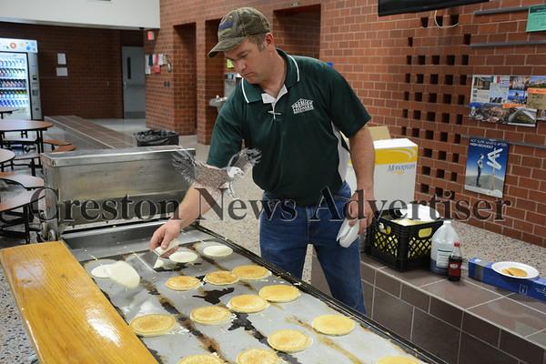 02-24 FFA pancake supper