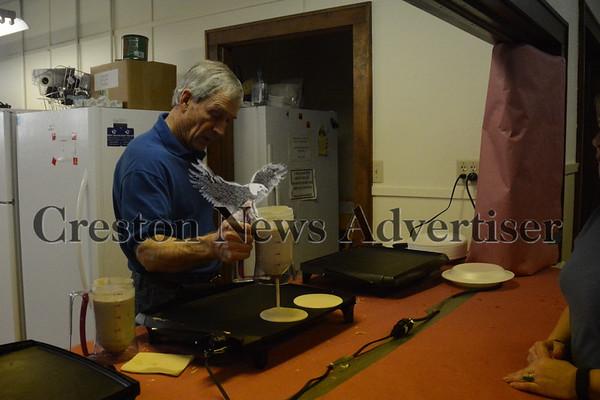 03-15 Kiwanis pancake fundraiser