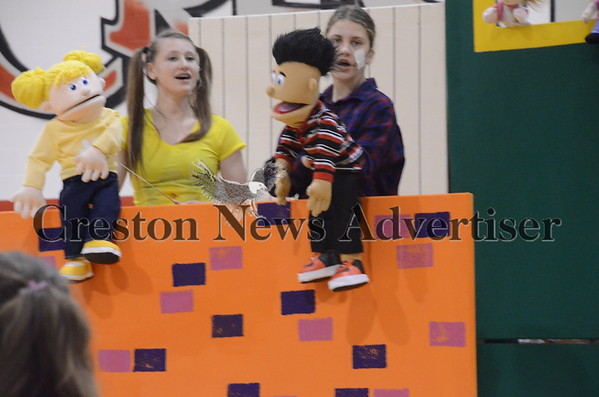 04-17 Puppet Rehearsal