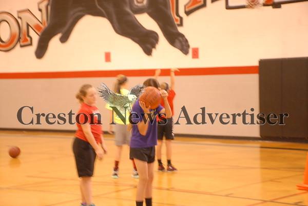 06-08 Girls Basketball Camp