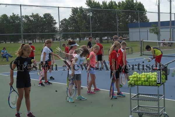 06-14 Creston Tennis Camp