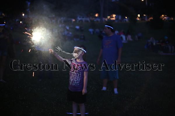 07-05 July 4 fireworks at McKinley