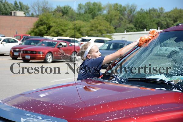 07-18 SWCC Dazzlers Car Wash