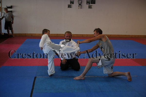 08-27 Henry's Martial Arts