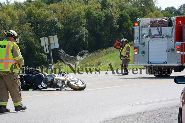 09-01 Motorcycle accident
