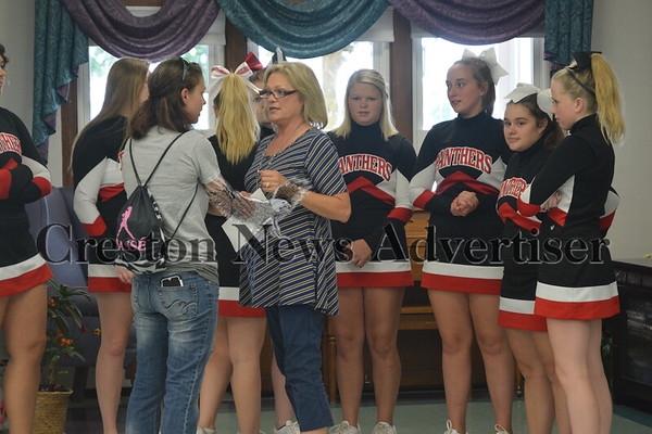 09-21 Creston Specialty Care Homecoming