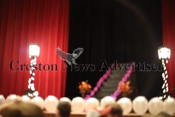 09-23 CHS Hall of Fame/Homecoming coronation