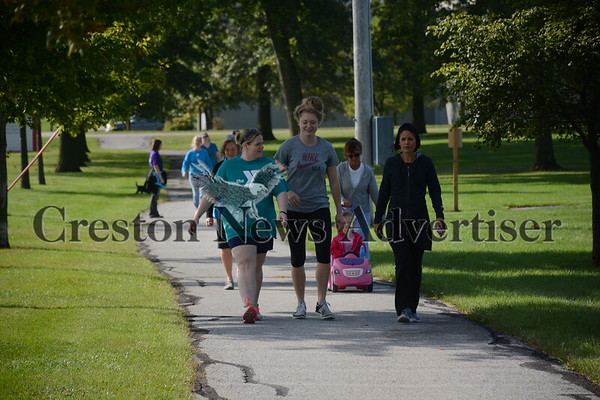10-05 Healthiest State Initiative walk