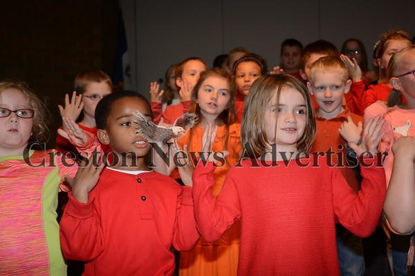 10-11 Second grade music concert
