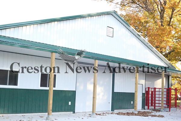 11-06 New facility at vet clinic