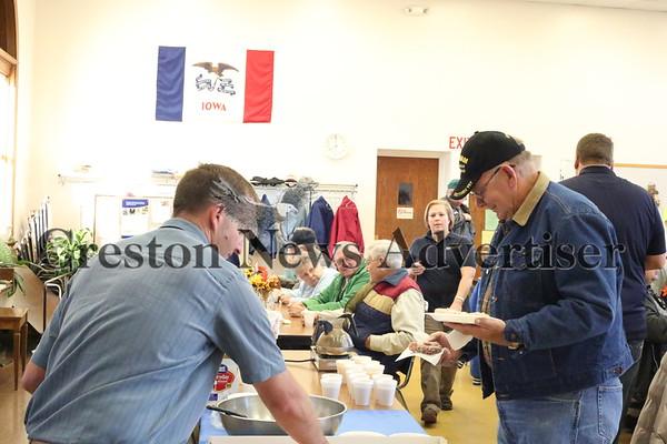 11-10 Veterans breakfast