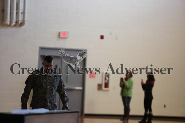 11-11 CHS Veterans Day program
