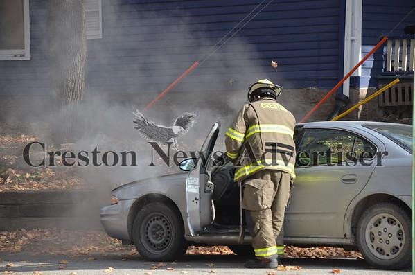 11-11 Car fire
