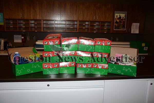 11-17 Operation Christmas Child
