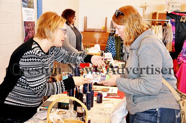 11-21 St. Malachy craft fair