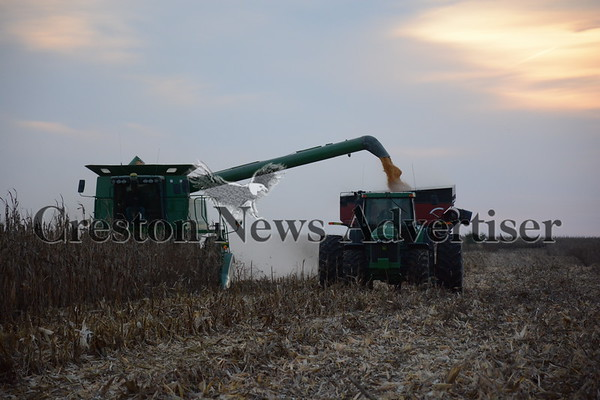 11-7 Harvest Day for Jim Routh
