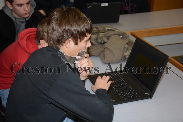 12-08 High School Experience Class