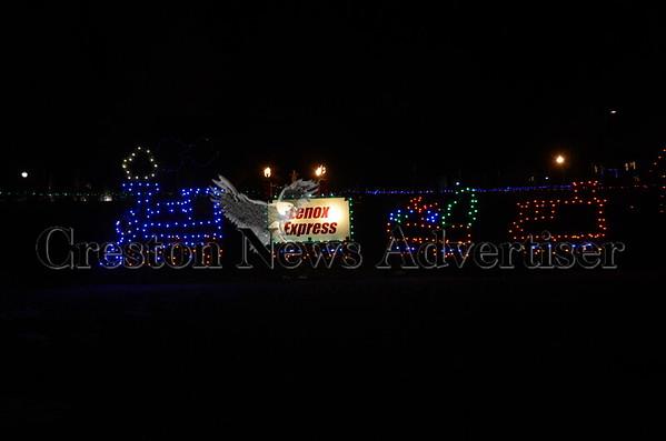 12-23 Lenox lights