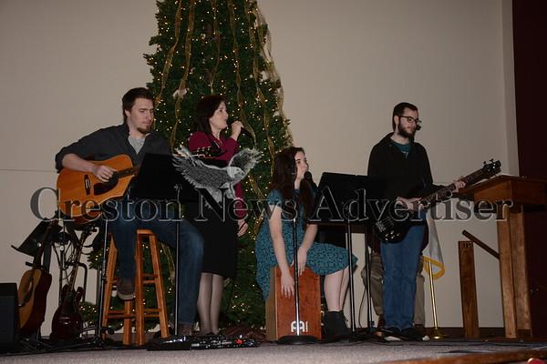 12-26 Christmas Eve service