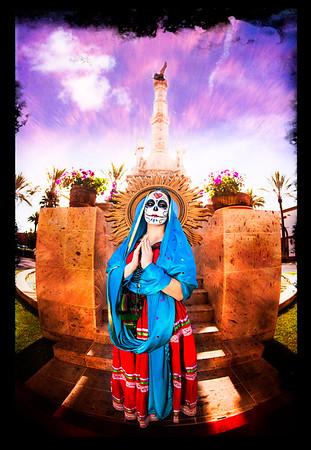 082811 - Dia De Los Muertos Theme