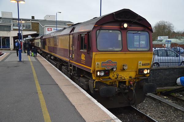Generating Finale Railtour 26/3/16