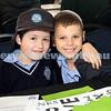 Generation Sinai held at Kesser Torah College. Shlomo Levitan (left) & Moshe Schapiro. Pic Noel Kessel.