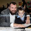 Generation Sinai held at Kesser Torah College. Yona & Tzvi Bloom. Pic Noel Kessel