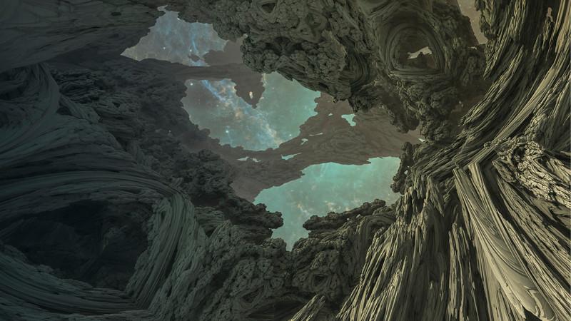 Generative Fractal Landscapes