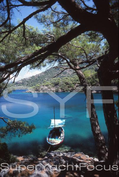 Fishing boat,Fethiye,Turkey