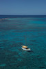 Fishing boat,reef,Antigua