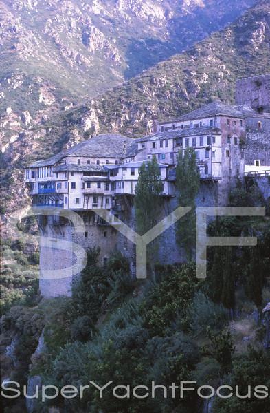 Dionysiou monastery,Mt.Athos,Greece
