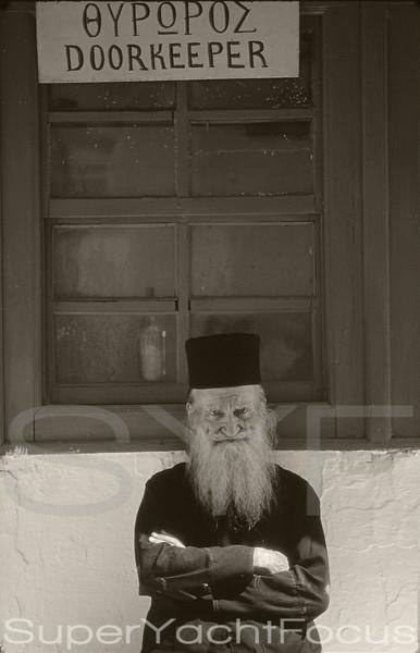 Mount Athos,Greece