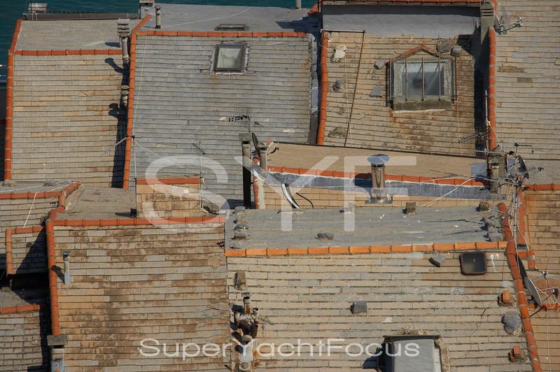 Rooftops,Porto Venere