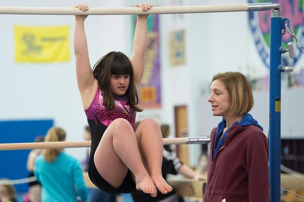 Regional Gymnastics 01-18-2015