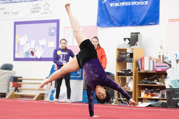 Super Regional Gymnastics 12-10-2017