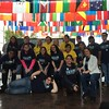 Student Leaders made Spread the Word a huge success on the University of Rochester River Campus