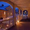Porch Light, HDR