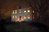 Hosmer's Inn Light Painted and HDR