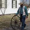 A wagon wheel is needed........ 2009