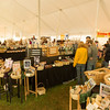 Vendor Tent at Ag Fair