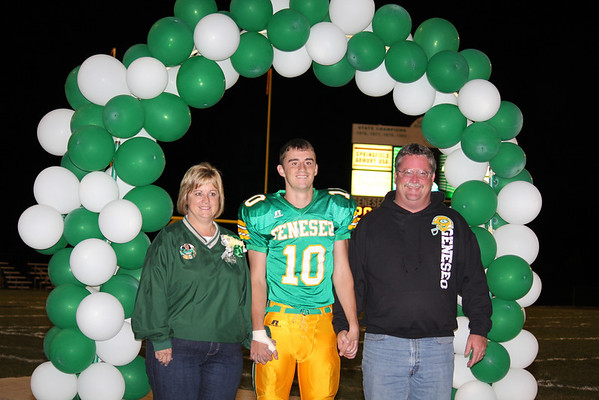 Senior Night 2010!
