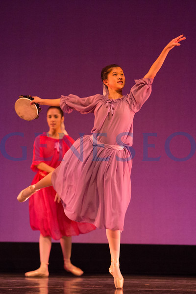 The Geneseo Dance Ensemble presents its 98th concert, 49Live: Leaping Boundaries. The performance is choreographed by dance studies faculty and guest choreographers.