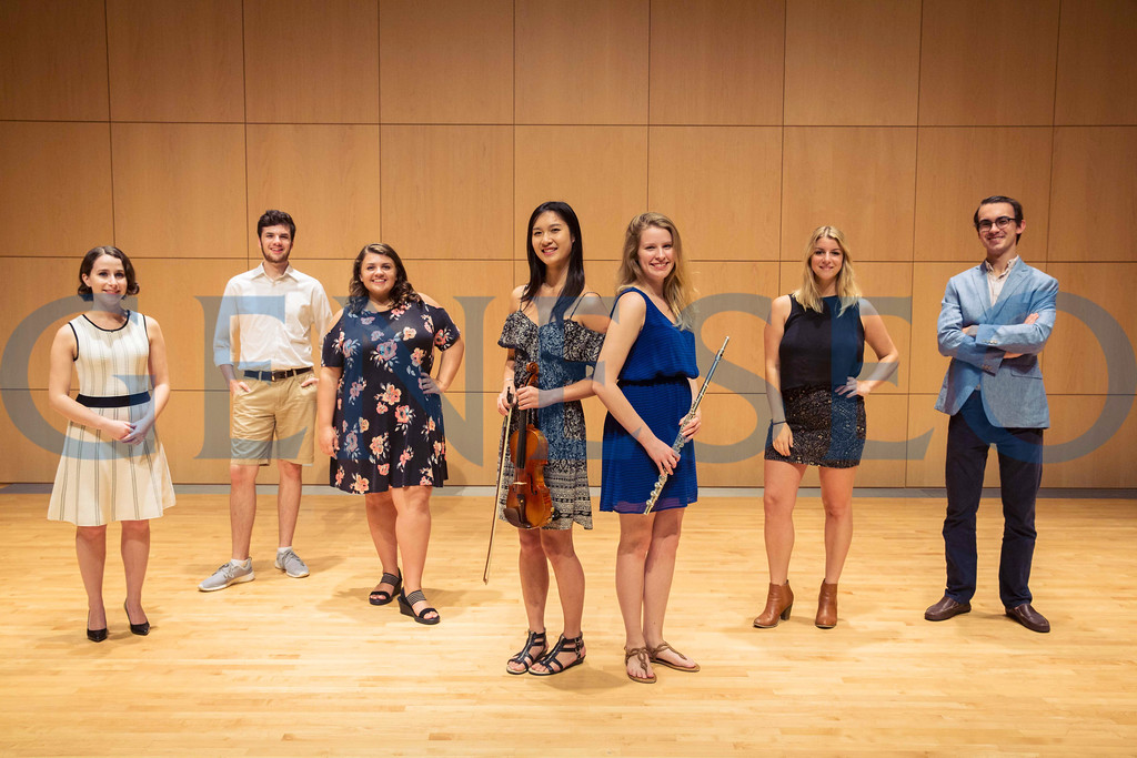 Fall 2017 Honors Recital Department of Music KW