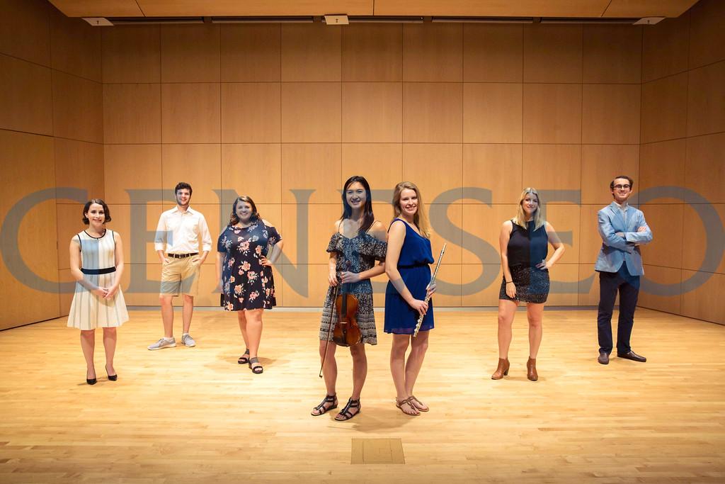Fall 2017 Honors Recital Department of Music KW